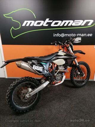 KTM 350 EXC F Six Days Rekluse