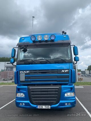 DAF FT XF 105.510T R6 375kW