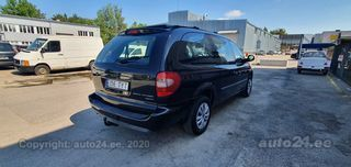 Chrysler Grand Voyager Stow & Co 2.8 110kW