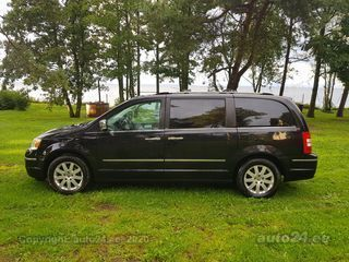 Chrysler Grand Voyager LIMITED EDITION 2.8 120kW