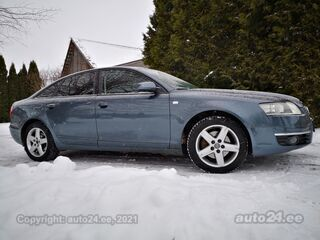 Audi A6 2.7 132kW