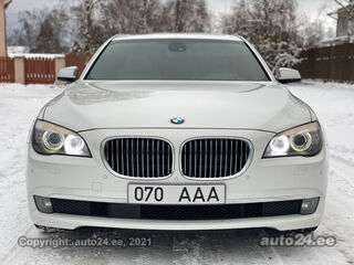 BMW 730 INDIVIDUAL 3.0 180kW