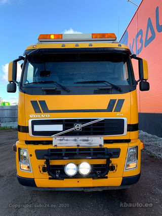 Volvo FH 480 8x2 steel  Manual