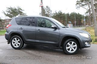 Toyota RAV4 Valvematic Luxury 2.0 116kW