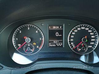 Volkswagen Sharan Highline bluemotion 2.0 125kW
