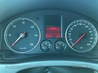 Volkswagen Golf Plus 1.9 TDI 77kW