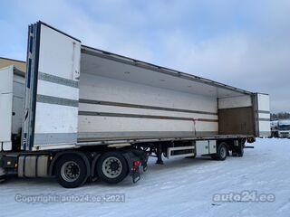 HFR 2-AXLE+SIDE OPENING+BOX