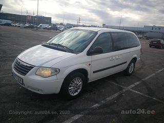 Chrysler Grand Voyager 2.8 TDI 110kW