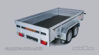 Respo Kastihaagis 3.00x1.50m 750kg - poordiga 0.42m