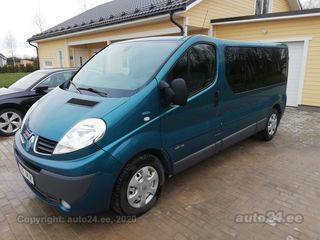 Renault Trafic 2.0 84kW