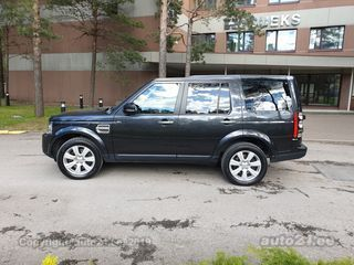 Land Rover Discovery 4 SE 3.0 TDI 188kW