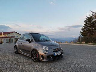 Fiat 500C Abarth 1.4 140kW
