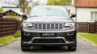 Jeep Grand Cherokee Summit MY2015 3.0 CRD V6 184kW
