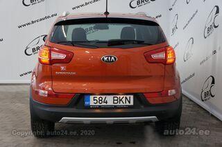 Kia Sportage AWD 2.0 120kW
