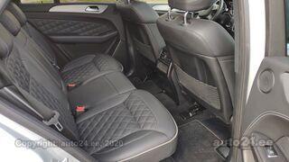 Mercedes-Benz ML 350 DESIGNO BLUETEC 4MATIC 3.0 190kW