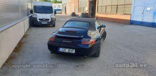 Porsche 911 Cabrio 3.4 221kW