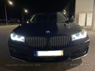 BMW 730 Pure Excellence 3.0 V6 195kW