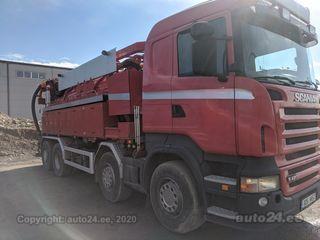 Scania R420 11.7 309kW
