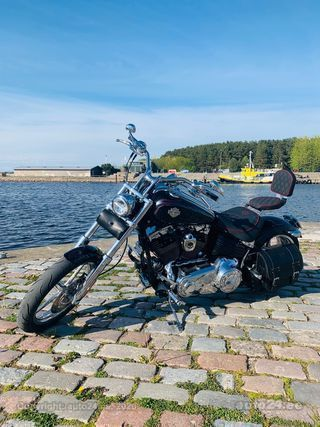 Harley-Davidson Rocker C FXCWC Exclusive model 96 Twin cam 54kW