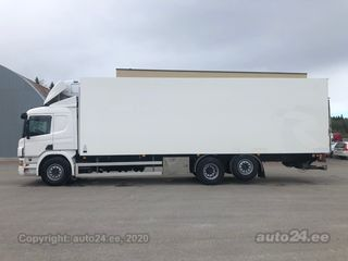 Scania P360 6x2 EURO5+FULL AIR+OPTICRUISE 264kW