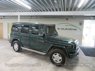 Mercedes-Benz G 320 3.2 155kW