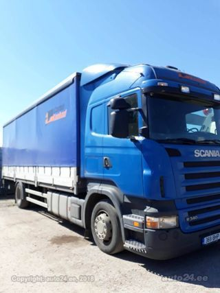 Scania R380 10.6 250kW