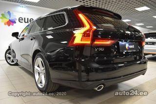 Volvo V90 D4 PRO INTELLI SAFE FAMILY PACK VERSATILITY 2.0 MY2017 140kW