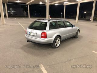 Audi A4 1.8 Turbo 226kW