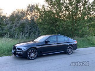BMW 520 D Xdrive M-sport package 2.0 140kW