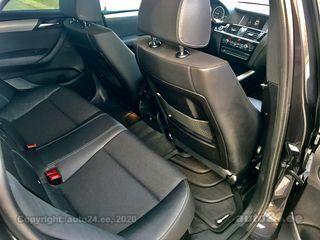 BMW X4 M-Sportpakett xDrive Shadowline 2.0 140kW
