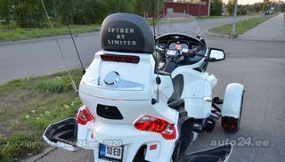 Can-Am Spyder RT Limited 72kW