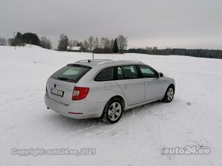 Skoda Superb 1.9 77kW