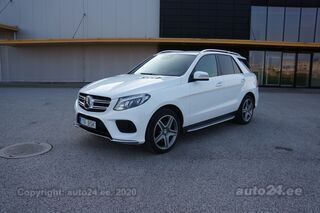 Mercedes-Benz GLE 350 4MATIC AMG 3.0 190kW