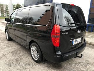 Hyundai H1 Grand Starex Executive 2.5 125kW