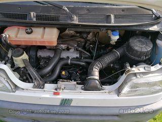 Fiat Ducato Dethleffs Advantage 1.9 TDI 66kW