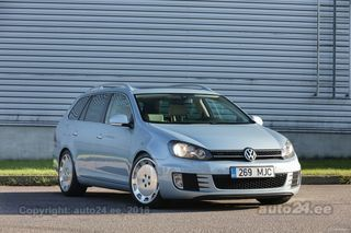 Volkswagen Golf Highline 2.0 TDI 103kW