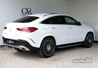 Mercedes-Benz GLE 350 4MATIC Coupe 3.0 200kW