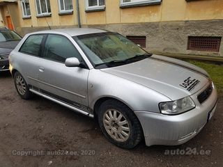 Audi A3 1.8 Turbo 132kW