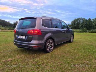 Volkswagen Sharan CUP BlueMotion 2.0 103kW