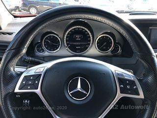 Mercedes-Benz E 200 AMG BlueEFFICIENCY Coupe 1.8 CGI 135kW