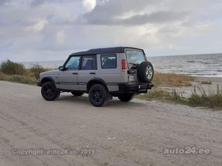 Land Rover Discovery 2.5 TDI 102kW
