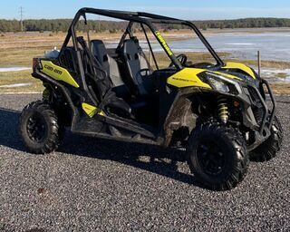 Can-Am Maverick Trail 800 DPS 37kW