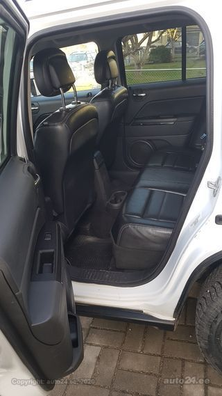 Jeep Patriot Limited 2.2 120kW