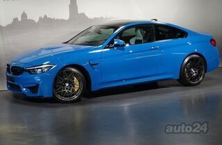 BMW M4 EDITION M HERITAGE 1/750 COMPETITION 3.0 i 331kW