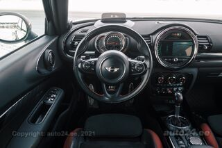 MINI John Cooper Works CLUBMAN ALL4 CHILI 2.0 170kW