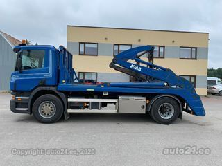 Scania P230 4x2+OPTICRUISE 169kW