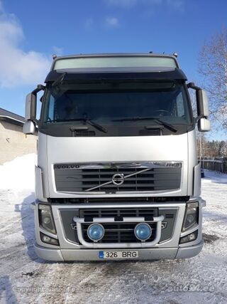 Volvo FH 16 600 6x4 Timber Air 441kW