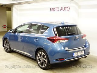 Toyota Auris Active Plus 1.2 85kW