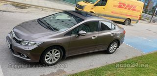 Honda Civic 4D Executive 1.8 104kW
