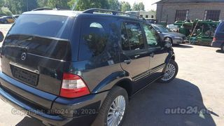 Mercedes-Benz ML 55 AMG 5.5 V6 255kW